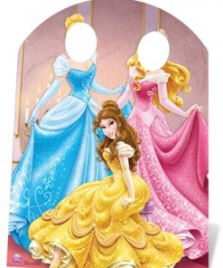 Disney Princess Stand In Cardboard Cutout