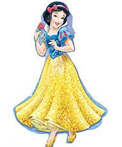 Snow White SuperShape Foil Balloon