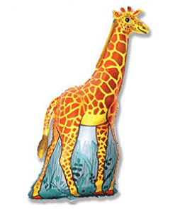 Giraffe Supershape Foil Balloon