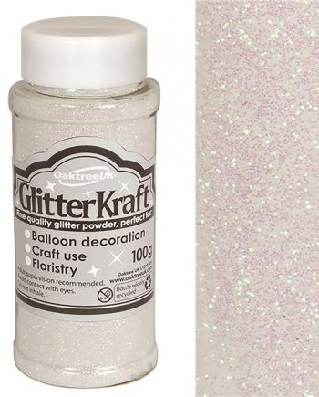Iridescent Balloon Glitter
