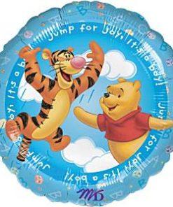 Winnie the Pooh It's A Boy Foil Balloon