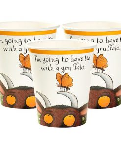 The Gruffalo Party Paper Cup