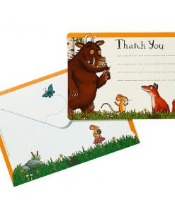 The Gruffalo Party Thank You Cards