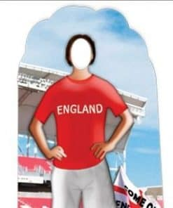 England Football Stand-In