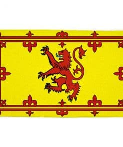 Scottish Cloth Flag