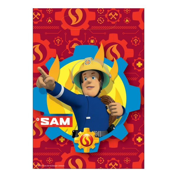 Fireman Sam Party Plastic Loot Bags