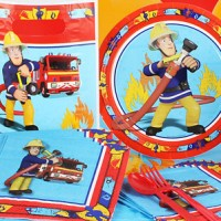 Cheap Fireman Sam Party Supplies and Decorations