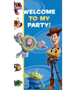 Toy Story Party Door Banner