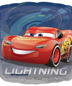 Disney Cars 3 Lightning McQueen Foil Balloon