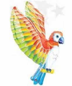 Parrot Supershape Foil Balloon