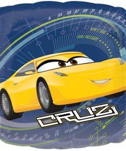 Disney Cars 3 Party Cruz & Storm Foil Balloon