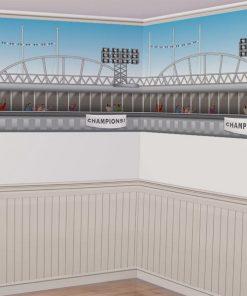 Scene Setters Stadium Upper Border Roll