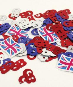 Great Britain Confetti