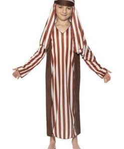 Christmas Nativity Striped Shepherd Costume