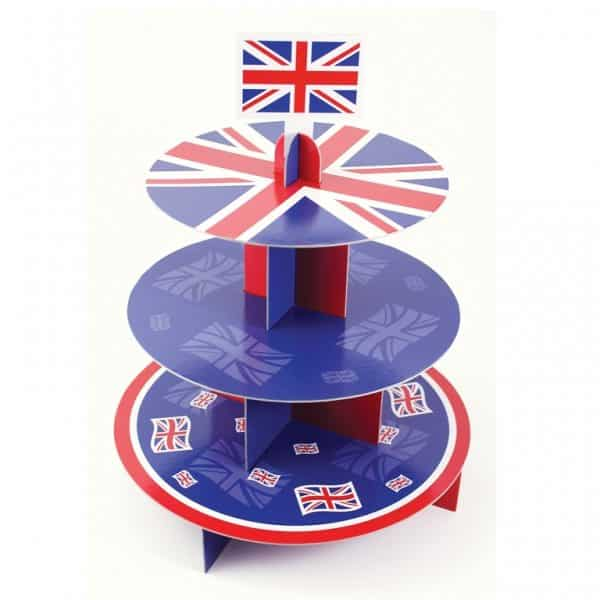 Union Jack Mini Flag Picks