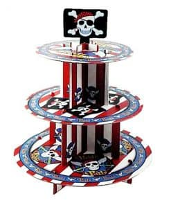 Pirate Cup Cake Stand