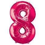 pink-number-8-balloon