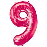 pink-number-9-balloon
