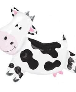 Cow SuperShape Foil Balloon
