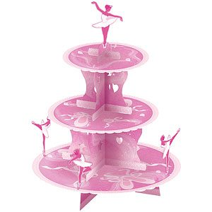Ballet CupCake Stand