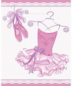 Loot Party Bags - Pink Ballerina
