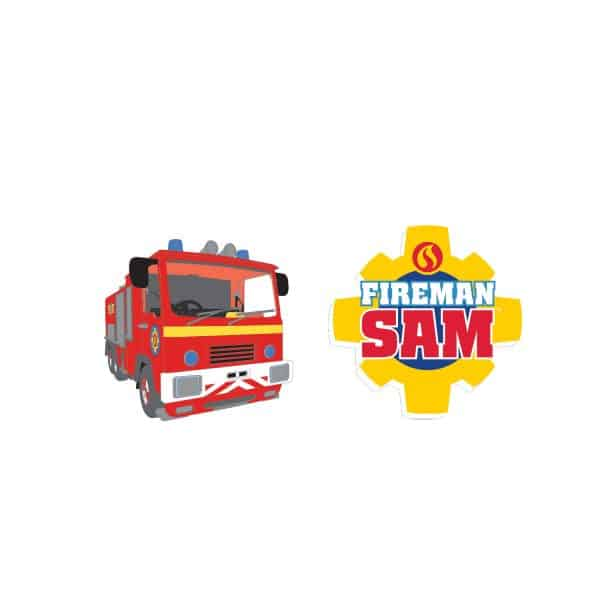 Fireman Sam Party Bag Fillers - Erasers