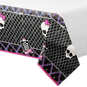 Monster High Party Plastic Tablecover