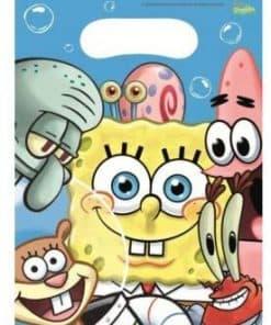 Spongebob Loot Bags