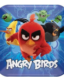 Angry Birds Party Paper Plates