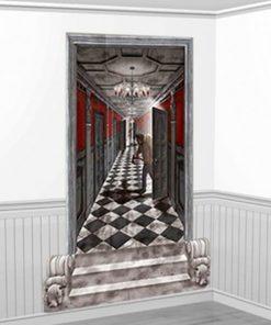 Halloween Long Gothic Hallway Add-On Decoration