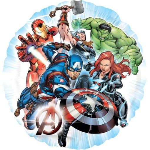Avengers Party Foil Balloon