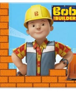 Bob The Builder Party Paper Napkins