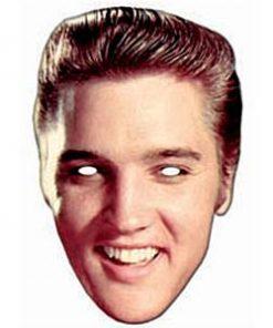 Elvis Presley Rock n Roll Celebrity Mask