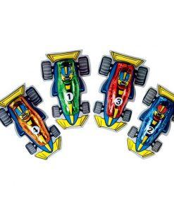 F1 Racing Car Chocolate