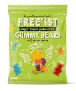 Free'istSugar-FreeGummy Bears