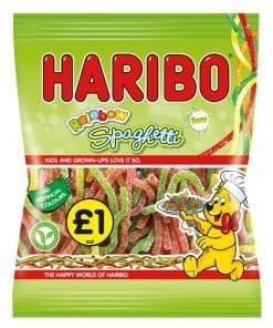 Haribo Sour Rainbow Spaghetti