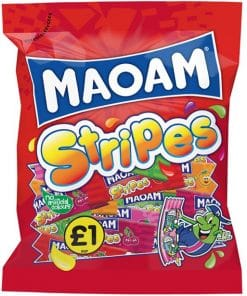 Maoam Stripes Bag of Sweets