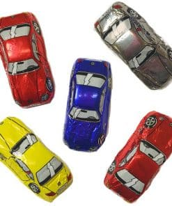 Sports Car Chocolates
