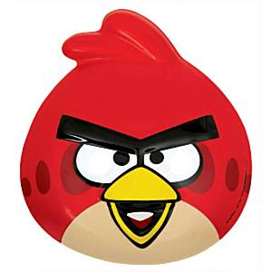 Angry Birds Party Bag Fillers - Party Mask