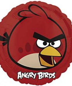 Angry Birds Red Foil Balloon