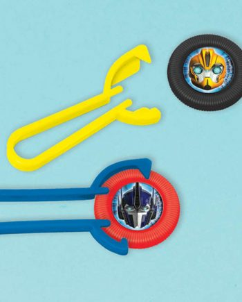 Transformers Party Bag Fillers - Disc Shooters