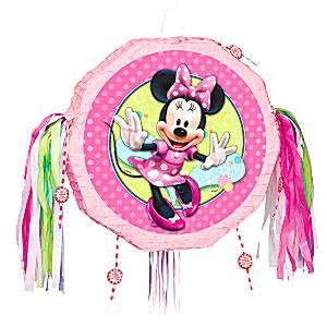 Minnie Mouse Pull Piñata