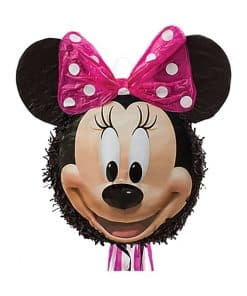 Minnie Mouse Pull Pinata
