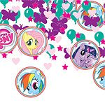 My Little Pony Party Table Confetti 34g