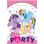My Little Pony Party Bags (Pk 8)