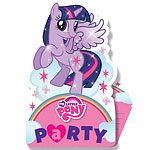 My Little Pony Party Invites (Pk 8)