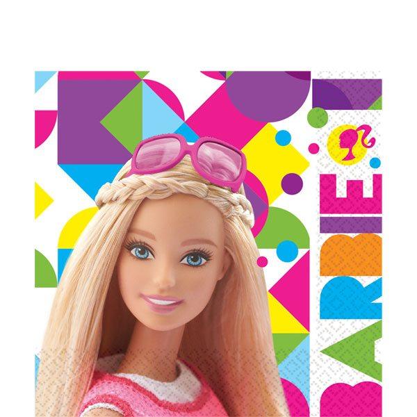 Barbie Party Paper Napkins