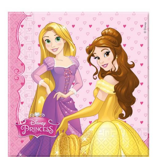 Disney Princess Party Paper Napkins