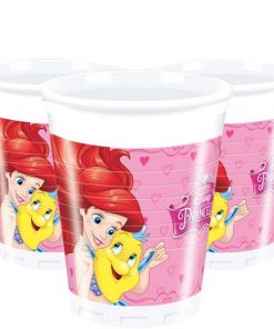 Disney Princess Party Plastic Cups