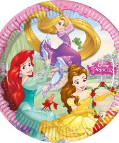 Disney Princess Party Paper Plates
